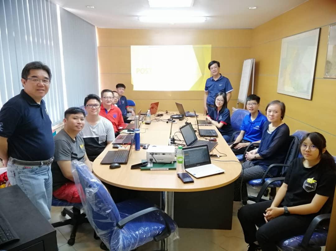 13/1/2019 Bengkel Pengemaskinian Laman Web Ibu Gereja Sabah