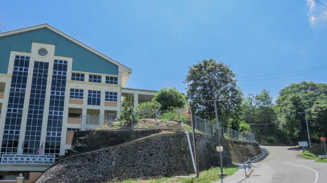 Gereja Kota Kinabalu