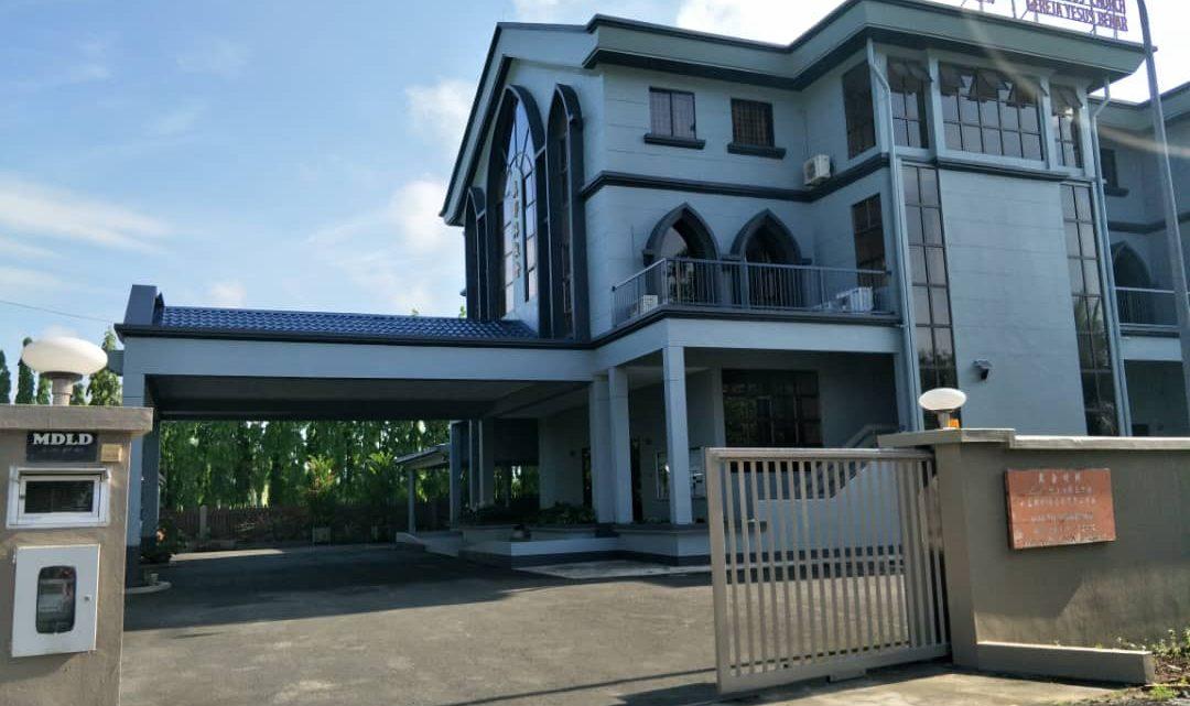 Gereja Lahad Datu