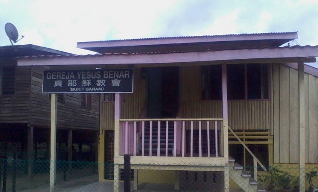 Khemah Doa Bukit Garam