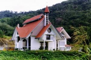 KKR & Penginjilan Gereja Tamparuli 09 – 12/08/2018