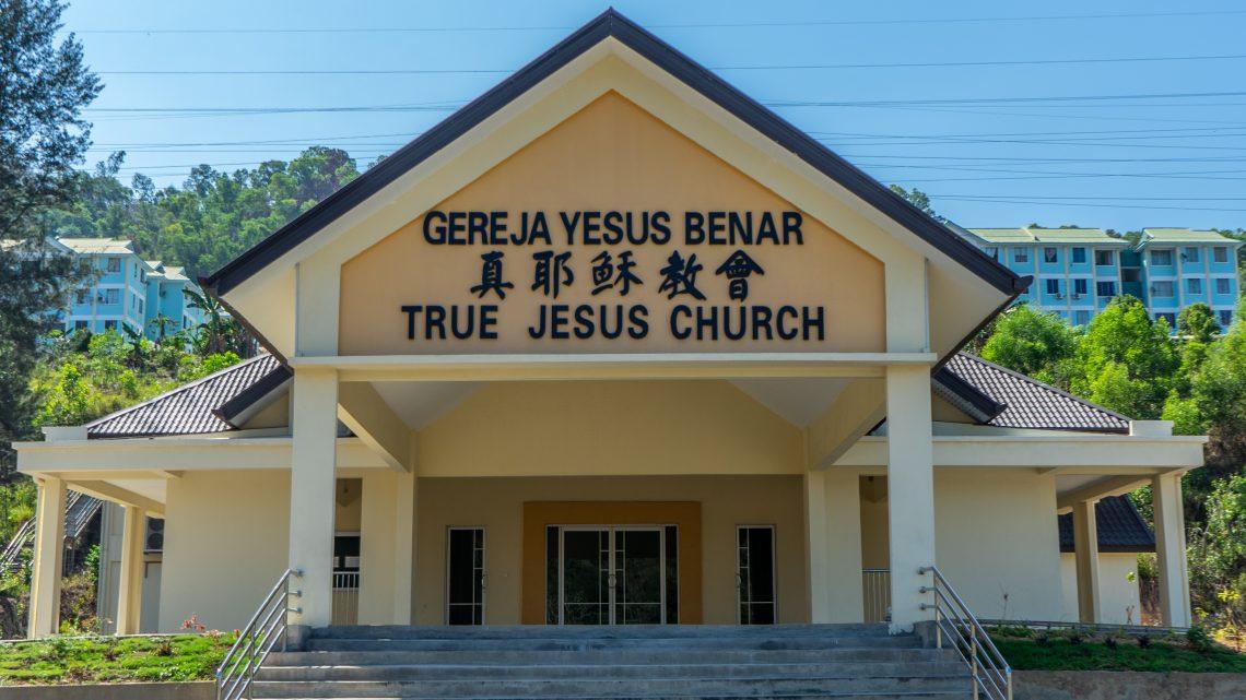 Gereja Sepangar
