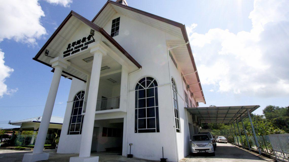 Gereja Labuan