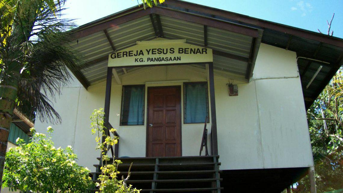 Khemah Doa Pangasaan